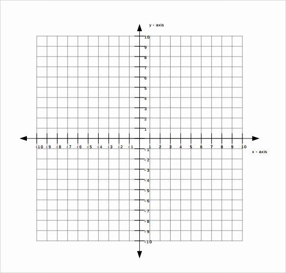 Graph Paper Template Pdf Unique 9 Free Graph Paper Templates Pdf