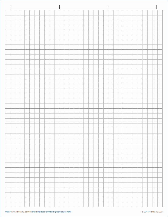 Graph Paper Template Word Fresh Printable Graph Paper Templates for Word