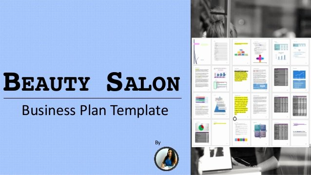 Hair Salon Business Plans Best Of Beauty Salon Business Plan Template