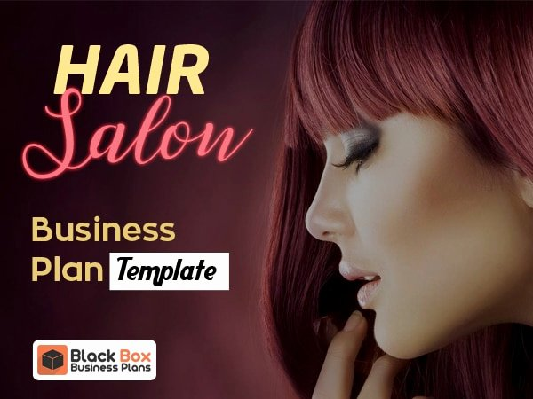 Hair Salon Business Plans Luxury Hair Salon Business Plan Template Black Box Business Plans
