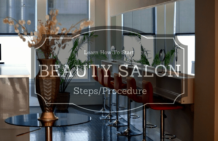 Hair Salon Business Plans New Starting A Hair & Beauty Salon Business In India
