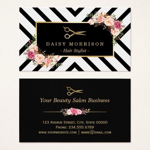 Hair Salons Business Cards Beautiful 139 Best Salon Business Cards Images On Pinterest