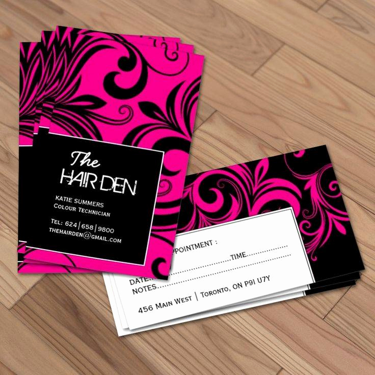 Hair Salons Business Cards Beautiful top 25 Hair Stylist Business Card Examples From Around the Web
