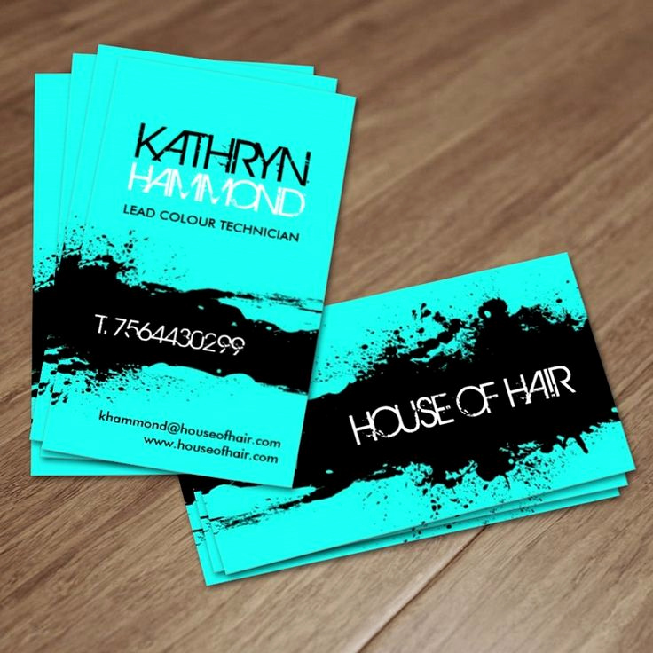 Hair Salons Business Cards Inspirational top 27 Professional Hair Stylist Business Card Tips
