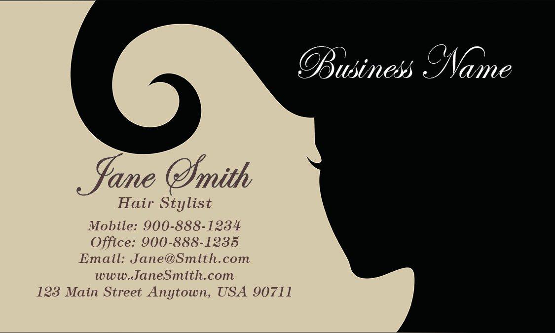 Hair Salons Business Cards Luxury Salon Business Cards Business Card Tips