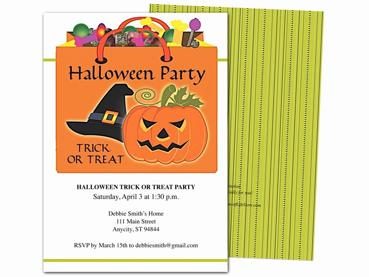 Halloween Party Invitation Template Fresh 32 Best Images About Halloween Party Invitations Diy