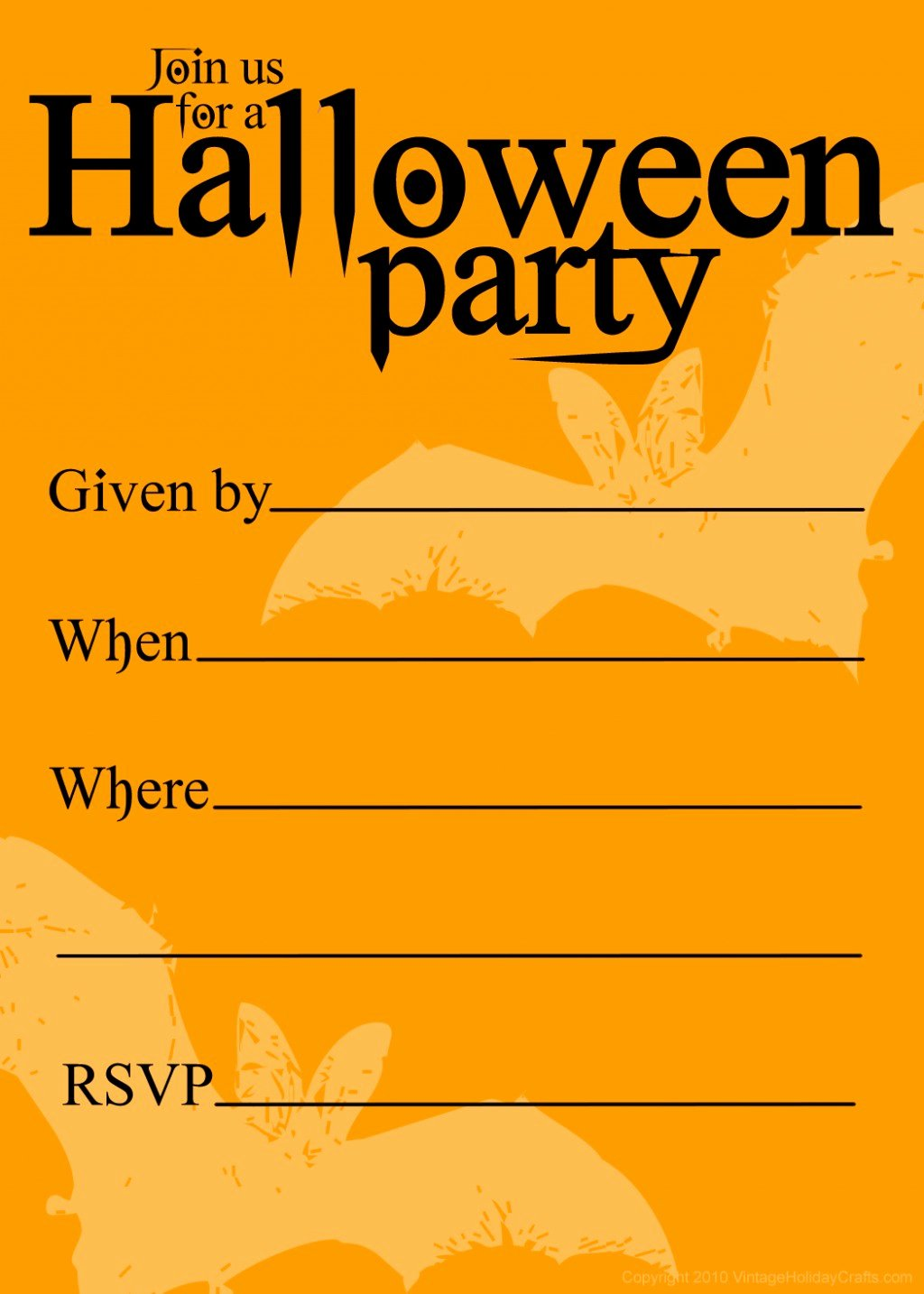 Halloween Party Invitation Template Fresh Halloween Invite Templates