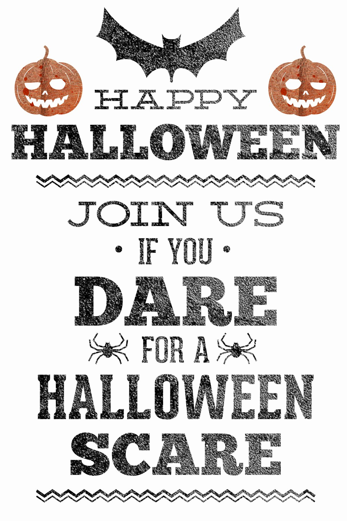 Halloween Party Invitations Template Elegant Halloween Party Invitations Free Printable – Festival