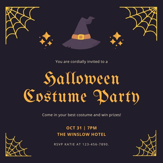 Halloween Party Invitations Template Inspirational Customize 3 999 Halloween Party Invitation Templates