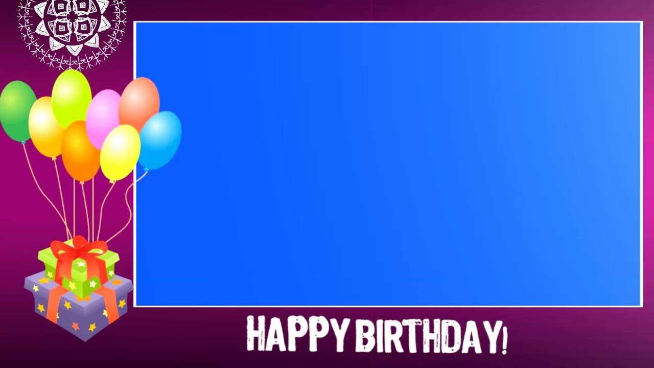 Happy Bday Wallpapers Free Awesome Birthday Hd Backgrounds