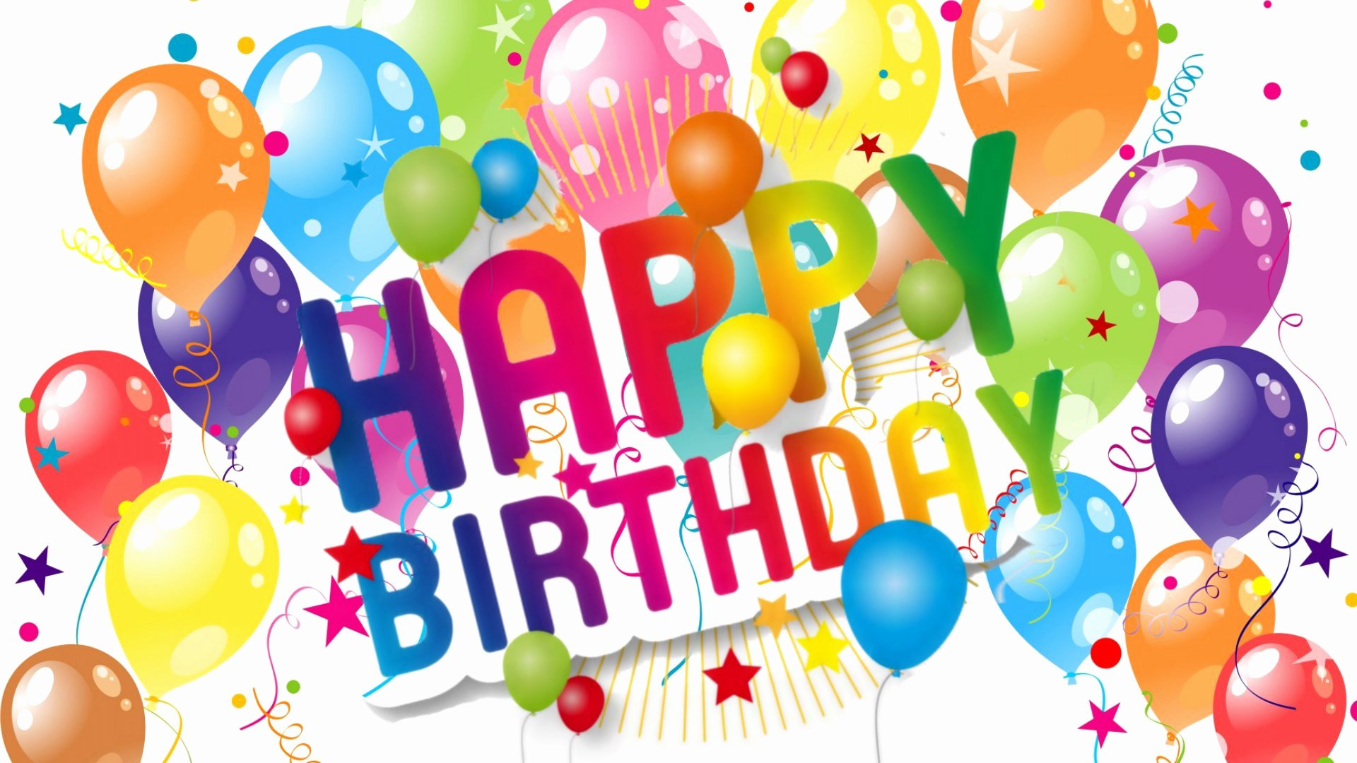 Happy Bday Wallpapers Free Awesome Birthday Wallpaper Download