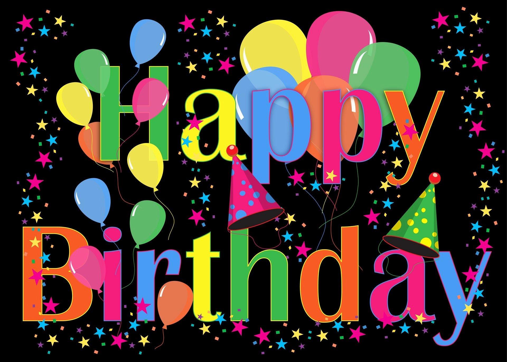 Happy Bday Wallpapers Free Best Of Happy Birthday Desktop Wallpaper ·① Wallpapertag