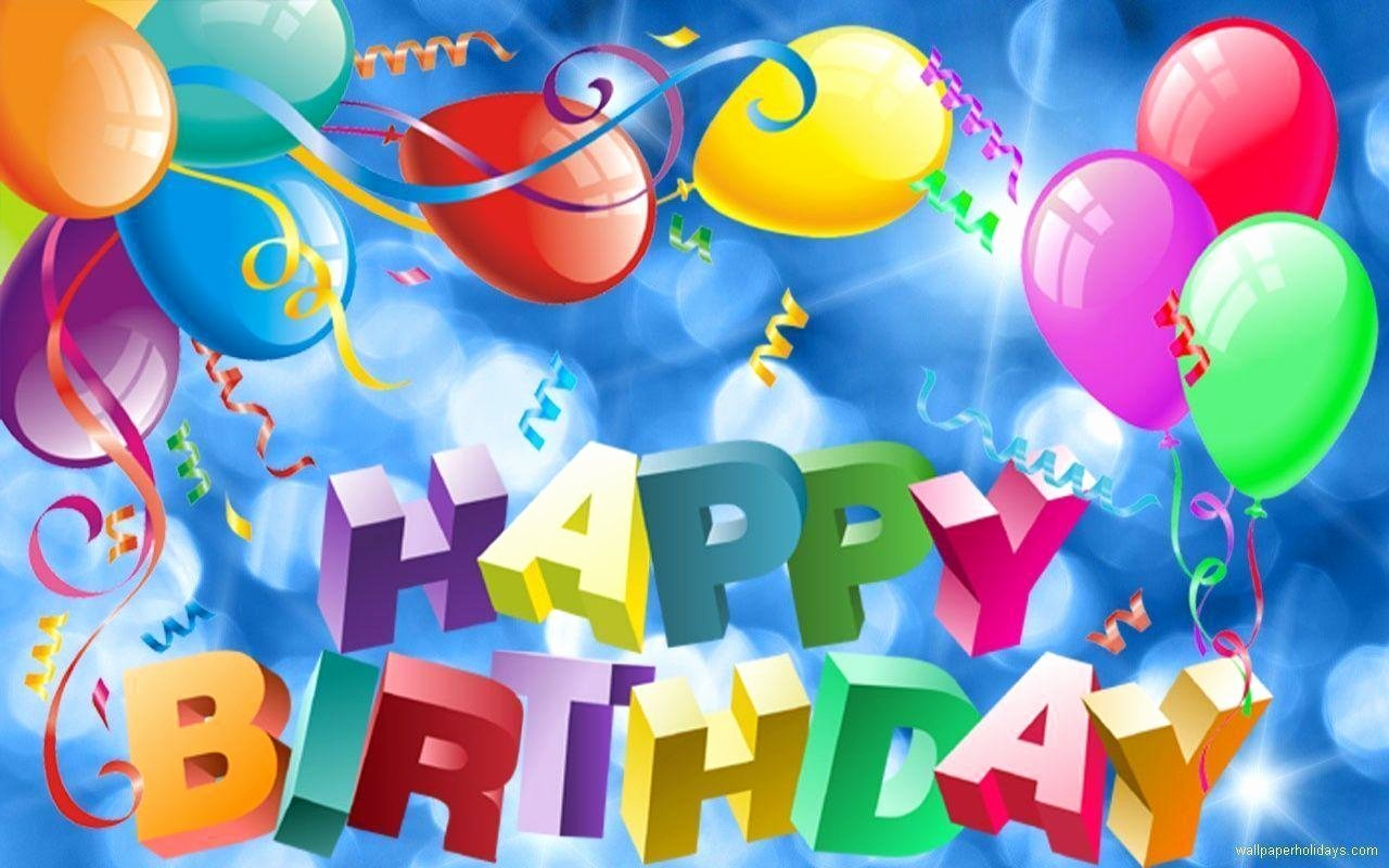 Happy Bday Wallpapers Free Inspirational Happy Birthday Desktop Wallpapers Wallpaper Cave