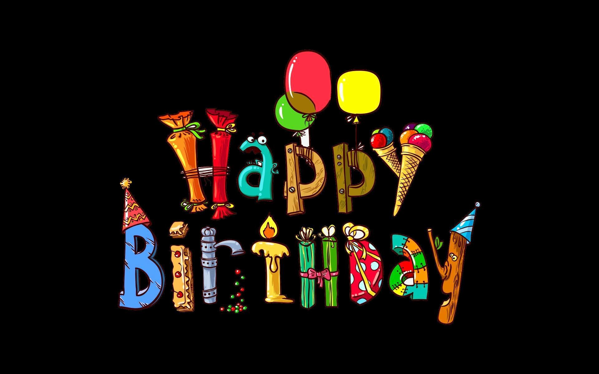 Happy Bday Wallpapers Free Inspirational Happy Birthday Wallpapers Wallpaper Cave
