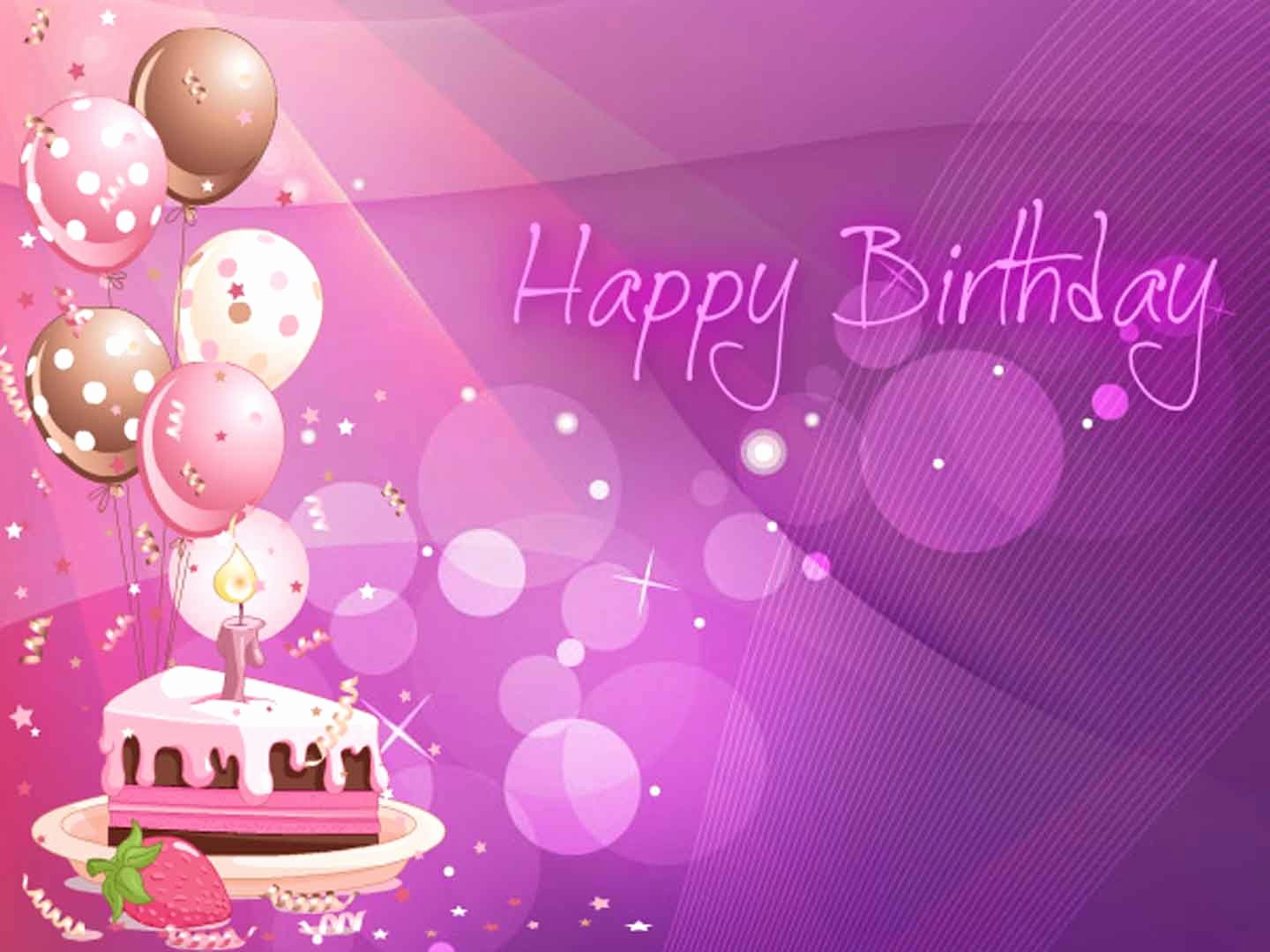 Happy Bday Wallpapers Free New Happy Birthday Wallpapers Image Wallpaper Cave