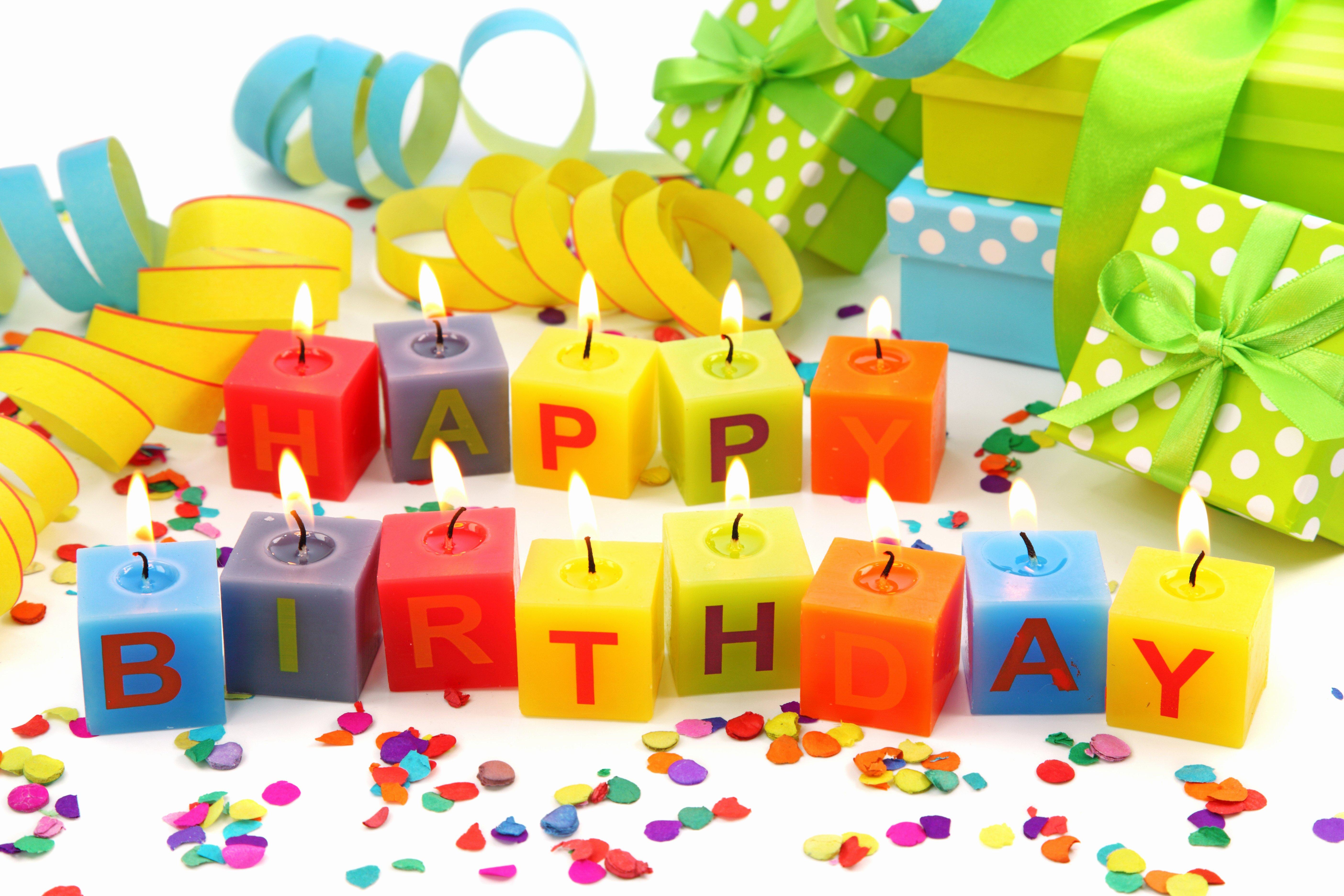 Happy Bday Wallpapers Free Unique Happy Birthday