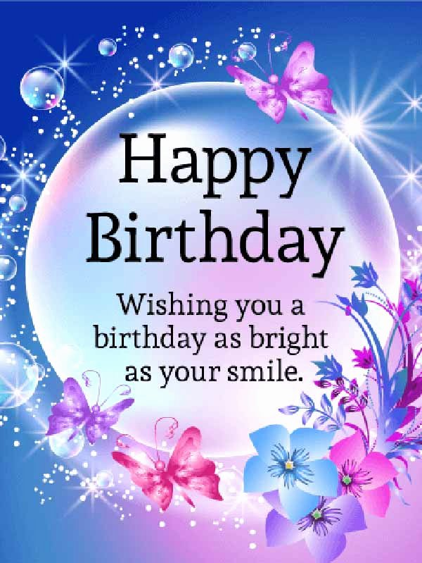 Happy Birthday Pictures Free Lovely Happy Birthday Wishes S and Pics