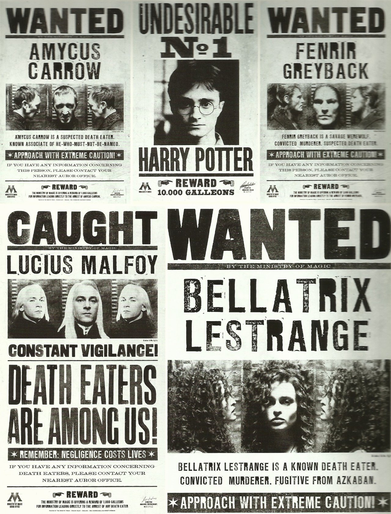 Harry Potter Wanted Poster Best Of Everything Harry Potter Nathanthenerd Literature In the
