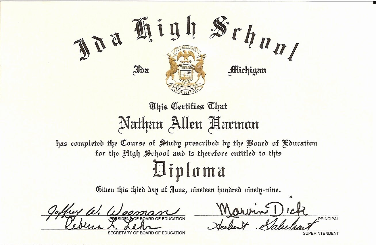High School Diploma On Resume Elegant Index Of Resume