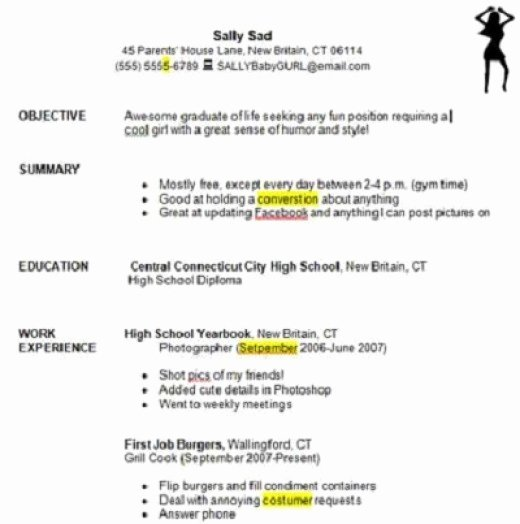 High School Diploma On Resume Inspirational How to Write the Right Resume when All You Have is A High