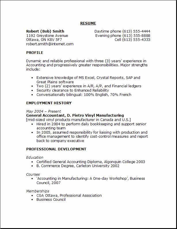 High School Resume Builder Best Of Resume Outline for High School Students