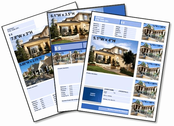 Home for Sale Flyer Fresh top 25 Real Estate Flyers & Free Templates