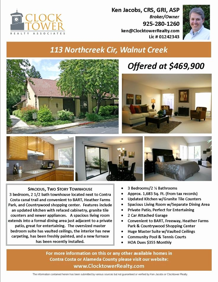 House for Sale Flyer Awesome 17 Best Images About Selling My Parents Houae On Pinterest