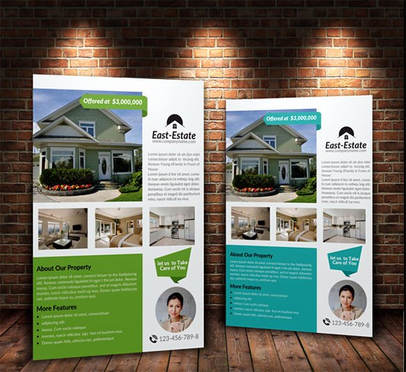 House for Sale Flyer Awesome 22 Stylish House for Sale Flyer Templates Ai Psd Docs