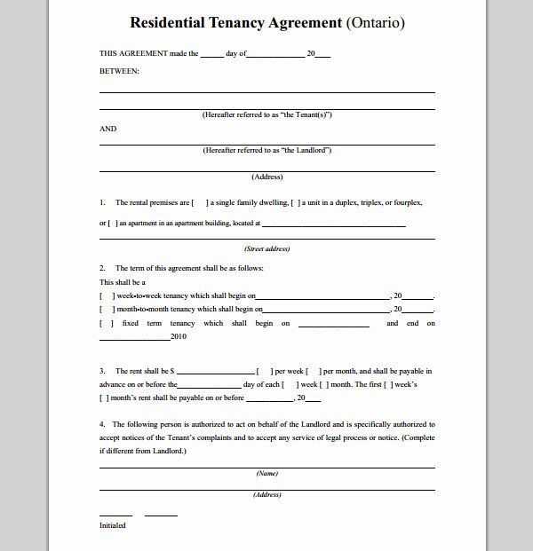 House Rental Agreement Template New House Rental Agreement Sample Of House Rental Agreement