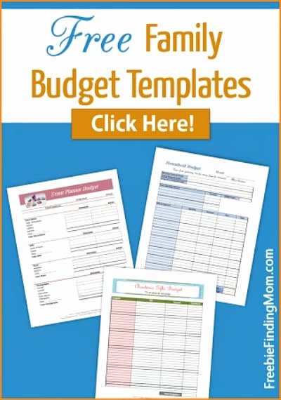 Household Budget Template Printable New 29 Free Home organization Printables