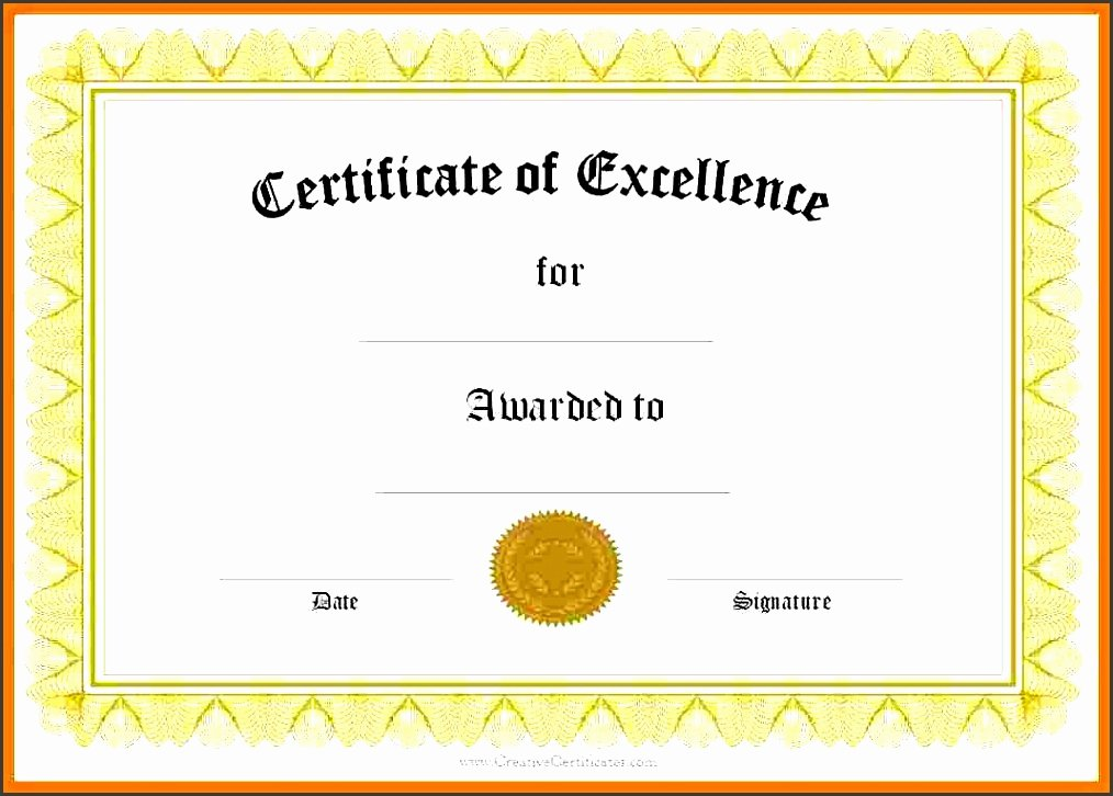 How to Make A Certificate Awesome 6 Make Free Birth Certificate In Word Sampletemplatess