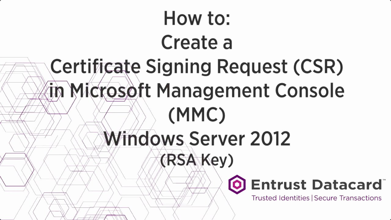 How to Make A Certificate Beautiful How to Create A Certificate Signing Request Csr In