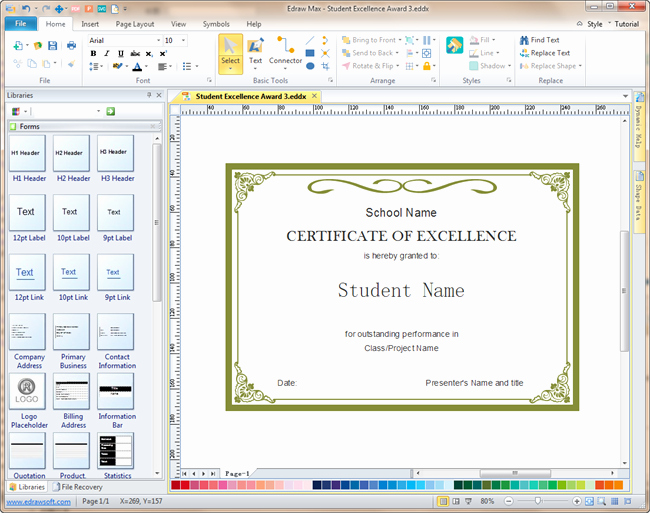 How to Make A Certificate Best Of Certificate software A Powerful tool to Make