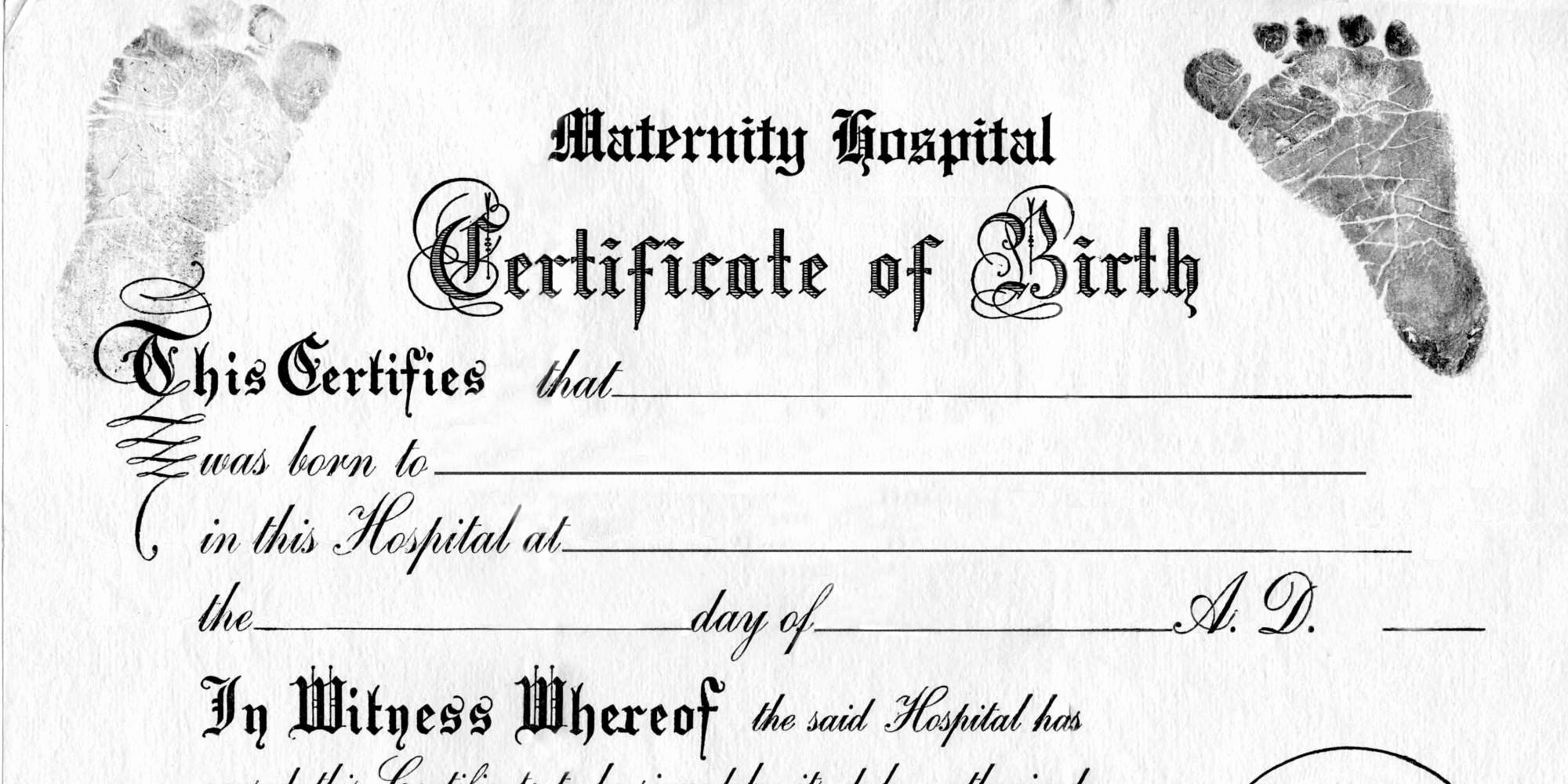 How to Make A Certificate Elegant 30 Simple Make Your Own Birth Certificate Fa Pro