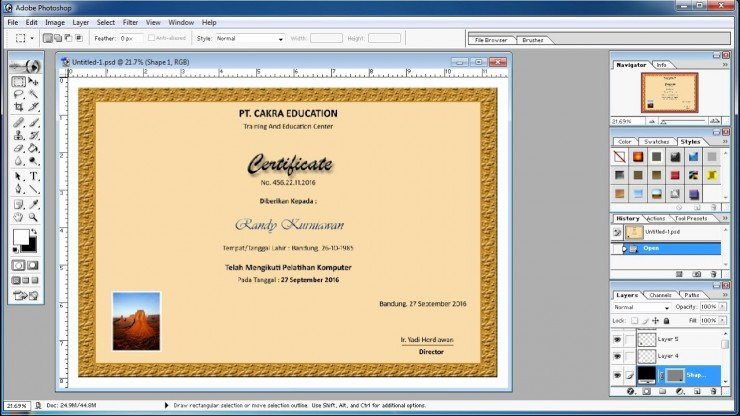 How to Make A Certificate Luxury How to Make A Certificate – Alanbrooks