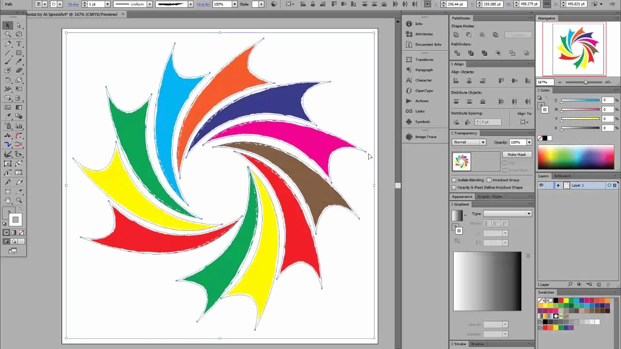 Illustrator Tutorials for Beginners Awesome Adobe Illustrator Cs6 Simple Cool New Logo Tutorial