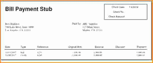 Independent Contractor Pay Stub Template Beautiful 12 Pay Stub for Independent Contractor Template