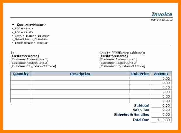 Independent Contractor Pay Stub Template Elegant 14 Fillable Pay Stub Free Pdf