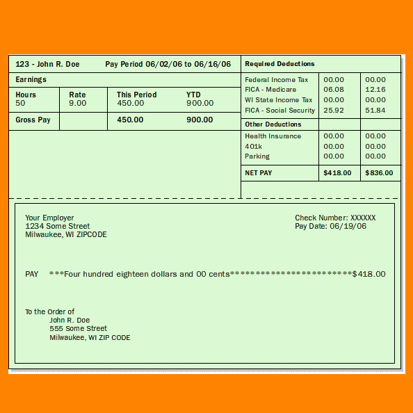 Independent Contractor Pay Stub Template Luxury 9 Free 1099 Pay Stub Template