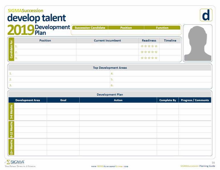Individual Developent Plan Template Beautiful Individual Development Plan Template