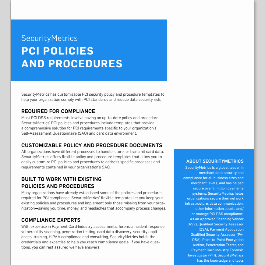 Information Security Policies Templates Fresh Pliance Policies and Procedures to Pin On