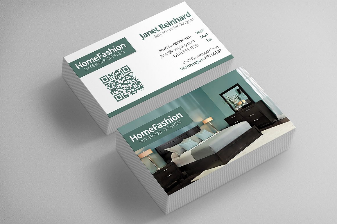 Interior Design Business Cards Awesome Interior Design Business Cards Business Card Templates