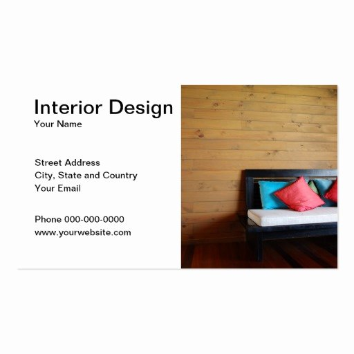Interior Design Business Cards Best Of Interior Design Business Card Business Card