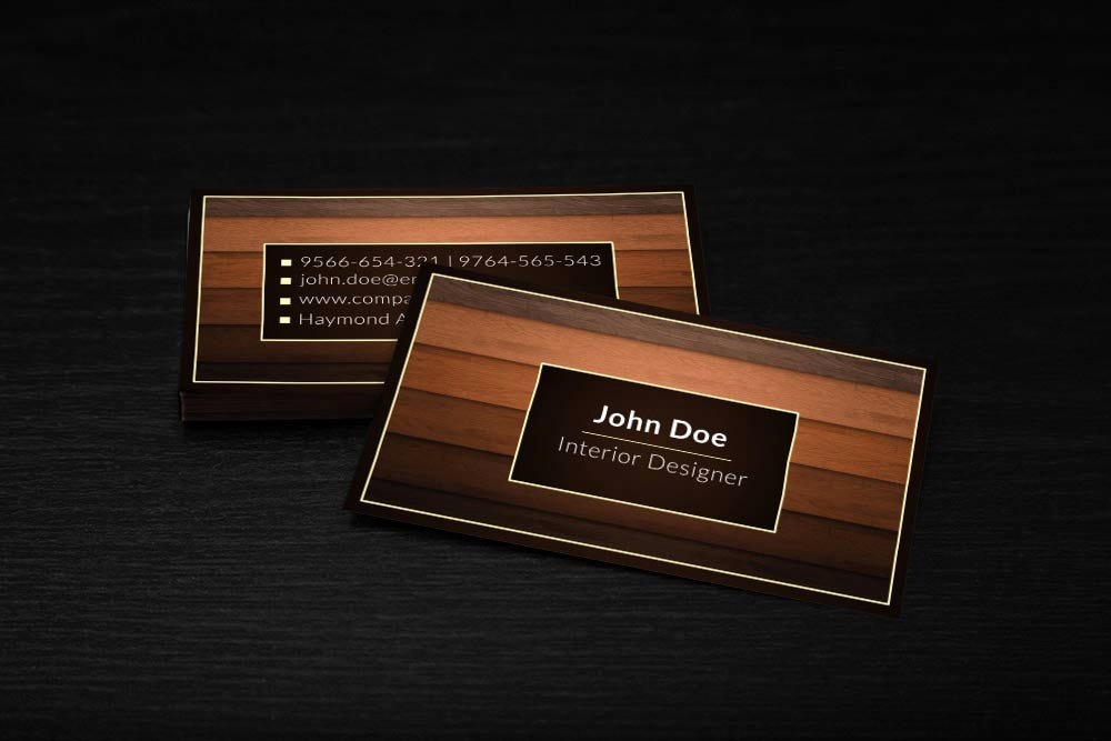 Interior Design Business Cards Luxury 60 Ly the Best Free Business Cards 2015