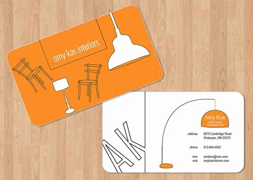 Interior Design Business Cards New 17 Interior Designer Business Cards