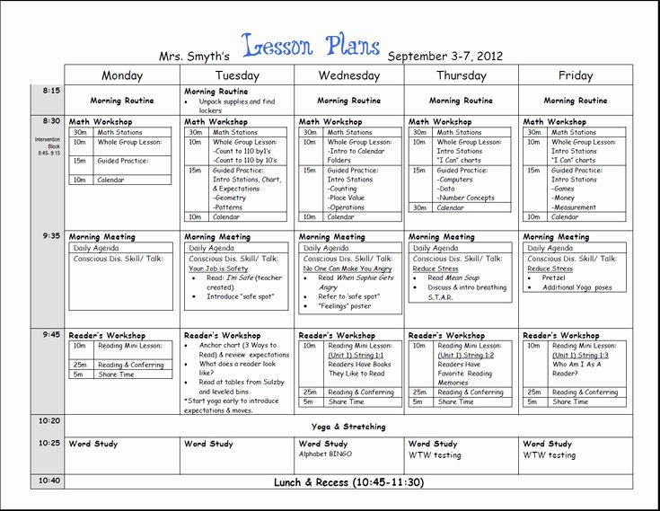 Kindergarten Lesson Plan Template Lovely Best 25 Kindergarten Lesson Plans Ideas On Pinterest