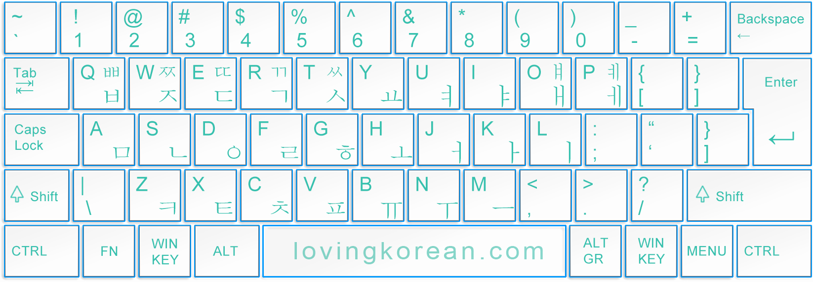 Korean Alphabet Letters Az Luxury Type Korean Loving Korean