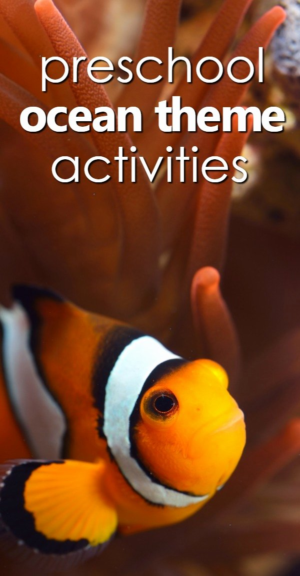 Lesson Plans for toddlers Best Of Preschool Ocean theme Activities Fantastic Fun & Learning