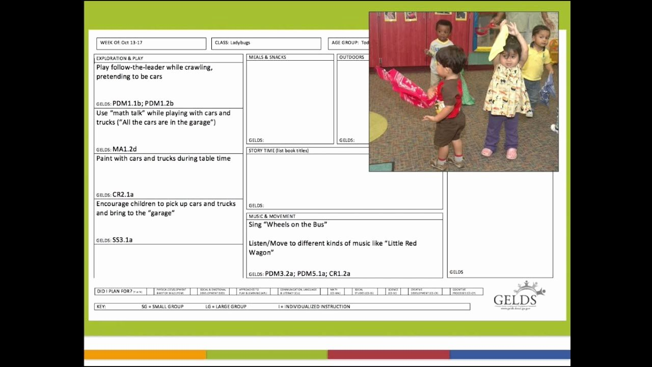 Lesson Plans for toddlers Inspirational toddler Lesson Planning Podcast