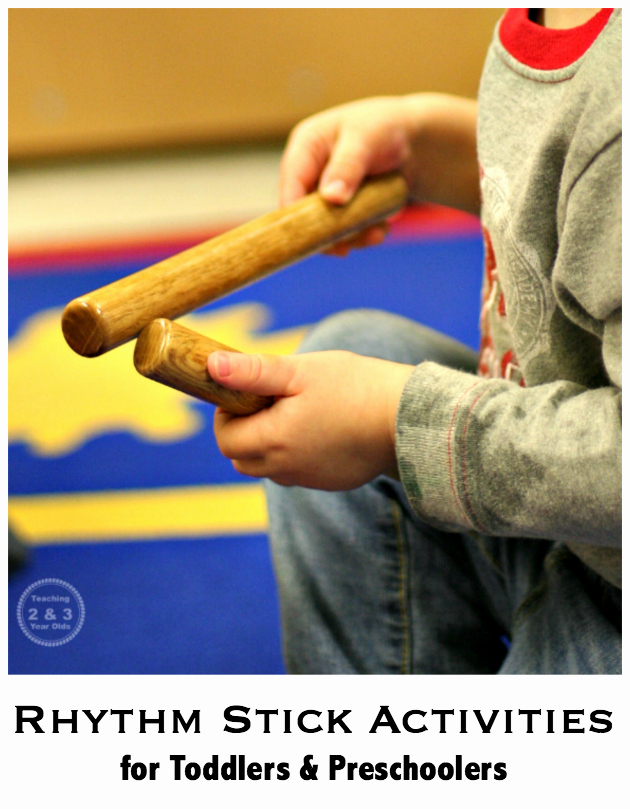 Lesson Plans for toddlers Unique Easy Ways to Use Rhythm Sticks In the Classroom